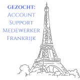 Account support medewerker Frankrijk
